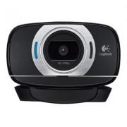 LOGI C615 HD Webcam USB black 960-001056