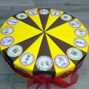 Kartonska torta Sunđer Bob