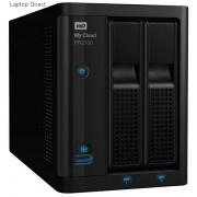 Western Digital My Cloud Pro PR2100 Pentium N3710 1.6GHz quad-core 12TB 2 Bay Network Attached Drive
