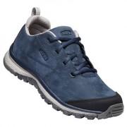 Keen Womens Terradora Sneaker Leather Blue Nights Paloma
