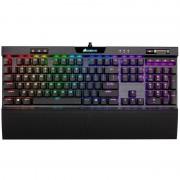 Corsair K70 RGB MK.2 Low Profile Rapidfire Teclado Mecánico Gaming Retroiluminado Cherry MX Red