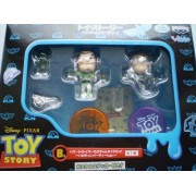 Lottery Toy Story Halloween Party Best! Character Set Halloween Party N B Award Buzz Lightyear Chibi Kyun! Ver. (Japan Import)
