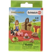 Schleich Birthday Picnic Play Set, Multicolor