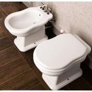 Flaminia Toilette efi - Chasse d'eau: Drain de plancher - siège: SANS SIÈGE