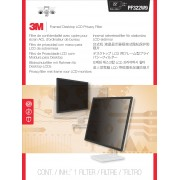3M PF322W9 Framed Privacy Filter for Widescreen Desktop LCD Monitor 16:9