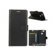 Gigapack kožna preklopna korica za HTC Desire 12 Plus uređaj, crna