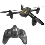 Hubsan X4 Plus H107P 2.4GHz 4CH Headless Altitude Mode RC Quadcopter with LED Light(Black)