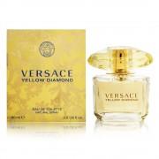 Versace Yellow Diamond Eau De Toilette Spray 50 Ml