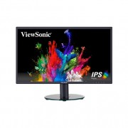 "MONITOR LED 24"" VIEWSONIC VA2419-SH IPS BLACK"