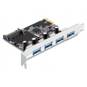 Adaptoare PCI, PCI-E Delock DL-89297