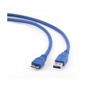CABLU USB 3.0 A-B MICRO 1.8M
