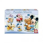 Educa Disney Bébi Mickey egér puzzle, 5 az 1-ben