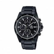 reloj de hombre casio edifice chronogtaph EFR-526BK-1A1 - negro
