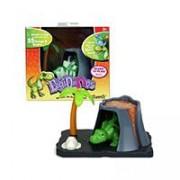 Igračka dinosaurusa u njegovom prirodnom staništu 88380