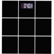 INDOSON smart weight analyzer Weighing Scale(Black)