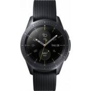Ceas smartwatch Samsung Galaxy Watch 42mm NFC GPS WiFi Midnight Black