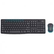 Logiitech MK275 Wireless Keyboard and Mouse Combo