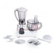 Blender/Mixer Victronic, 400-600 W, 1.2 l, 2 Viteze, Functie Pulse, Alb