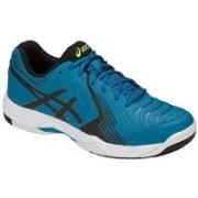 Asics GEL - GAME 6 Tennis Shoes For Men(Blue)