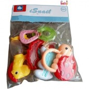 OH BABY Rattle Set Of 6 Pieces For Infants And SE-ERT-88