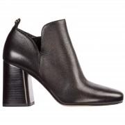 Michael Kors Stivaletti stivali donna con tacco in pelle