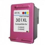 Italy's Cartridge CARTUCCIA HP 301C XL COLORE COMPATIBILE PER HP 1050,2050,2050S,1000,3000.3050,J610A CH564EE CAPACITA' 15ML (5MLX3)