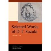 Selected Works of D.T. Suzuki, Volume I. Zen, Hardback/Daisetsu Teitaro Suzuki