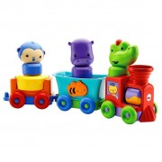 Fisher Price Rattle and Roll Animal Train DMC44