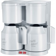 SEVERIN Koffiezetapparaat KA527 1,6 L Wit