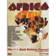 Video Delta Africa live - The roll back malaria concert - DVD