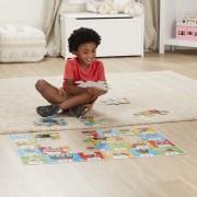 Puzzle de podea Alfabetul in engleza Melissa Doug