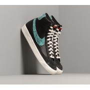 Nike Blazer Mid '77 Vintage We Reptile Black/ Light Aqua-Sail