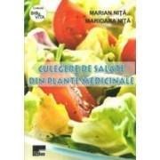 Culegere de salate din plante medicinale - Marian Nita Marioara Nita