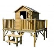 Drevený záhradný domček pre deti MILY