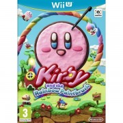 Kirby And The Rainbow Paintbrush Wii U Game
