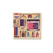 Set de stampile Printese