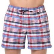 Hom Классические мужские пляжные шорты в клетку HOM Chateau 35c9882c4063