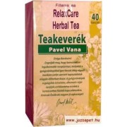 Pavel Vana - RelaxCare Herbal Tea, 40 filter