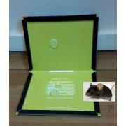 Capcană adezivă pentru șoareci/ șobolani 34/22 cm sau 2 capcane 17/ 11 cm