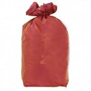 Sacs poubelle ROUGE 110 litres - pack de 100 unit