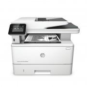 MFP, HP LaserJet Pro M426fdn, Laser, Fax, Duplex, ADF, Lan (F6W14A)