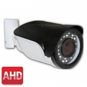 Telecamera Videosorveglianza AHD Aptina 1.3 Mpx Lente varifocale 2.8-12 mm, OSD