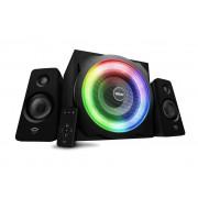SPEAKER, TRUST GXT 629 Tytan 2.1 RGB Speaker Set, 60W RMS (22944)