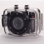 Agfaphoto Wild Fun Action camera - водоустойчива HD камера за снимане на любимите ви моменти