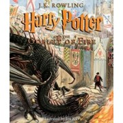 Harry Potter and the Goblet of Fire: The Illustrated Edition, Hardcover/J. K. Rowling
