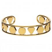 Liebeskind Armspange acero inoxidable 15 cm acero inoxidable ip gold