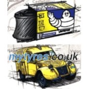 Michelin Collection Tubes CH 16 E 13 ( 145x400 -16 )