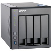 QNAP TS-431X-2G 4-Bay Network Attached Server