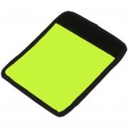 ER Asa De Neopreno Confort Envuelve/Agarre/Identificador Para Bolsa De Viaje Maleta De Equipaje -Color De Fluorescencia