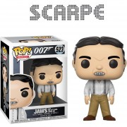 Funko Pop Jaws De James Bond The Spy Who Loved Me
